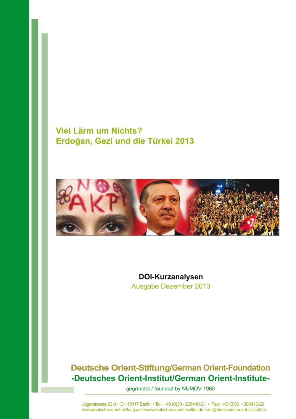 """Featured image for """"Viel Lärm um Nichts? Erdogan, Gezi und die Türkei 2013"""""""