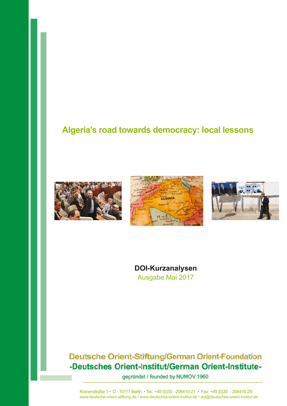 """Featured image for """"Algeria's road towards democracy: local lessons"""""""