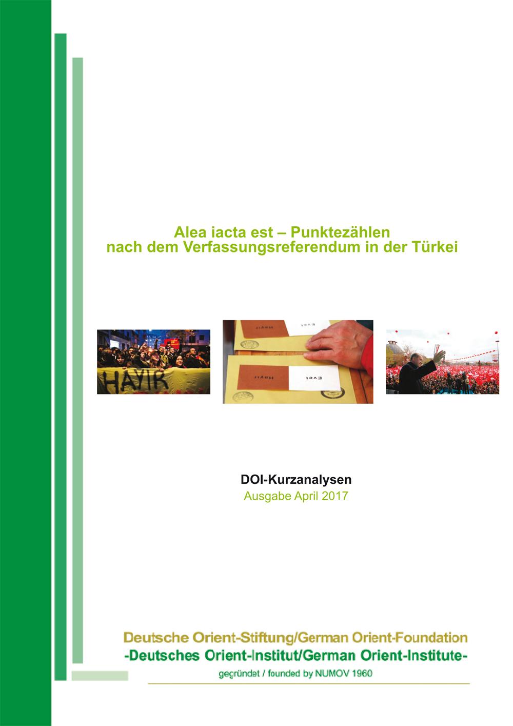 """Featured image for """"Alea iacta est – Punktezählen nach dem Verfassungsreferendum in der Türkei"""""""