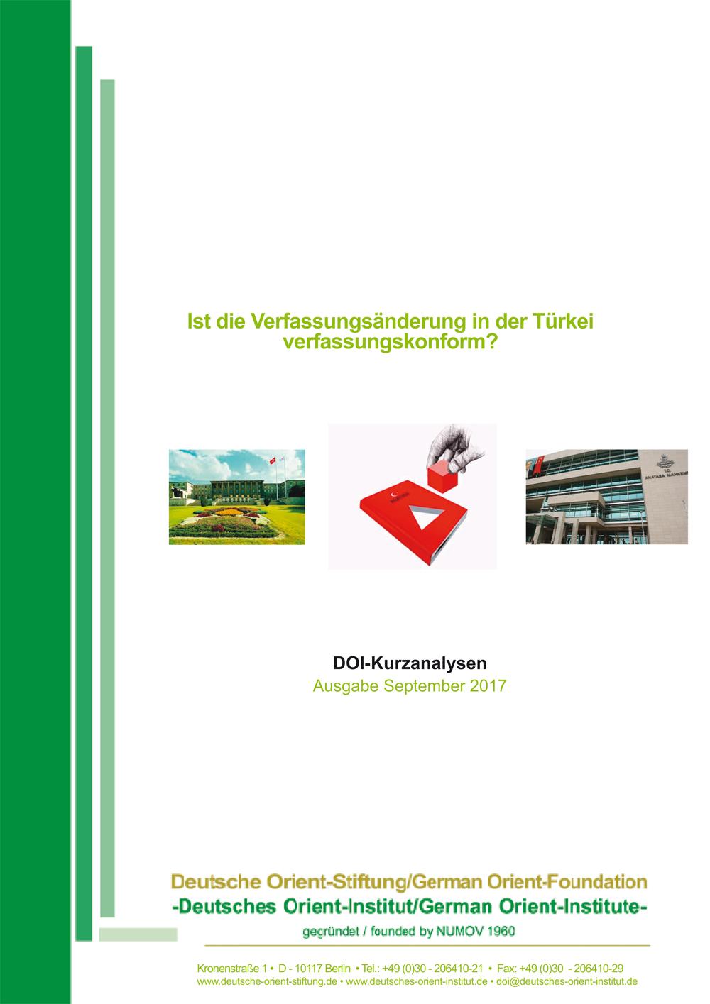 """Featured image for """"Ist die Verfassungsänderung in der Türkei verfassungskonform?"""""""