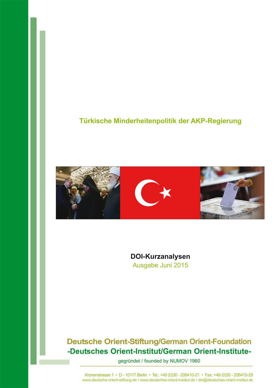 """Featured image for """"Türkische Minderheitenpolitik der AKP Regierung"""""""